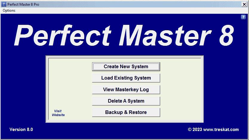 Perfect Master by Treskat USA